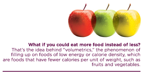 can you lose weight by eating less calories