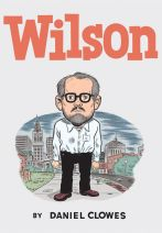Wilson by Daniel Clowes.