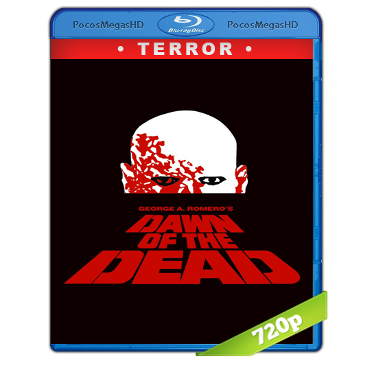 Dawn of the Dead(1978) BrRip 720p Inglés AC3+subs