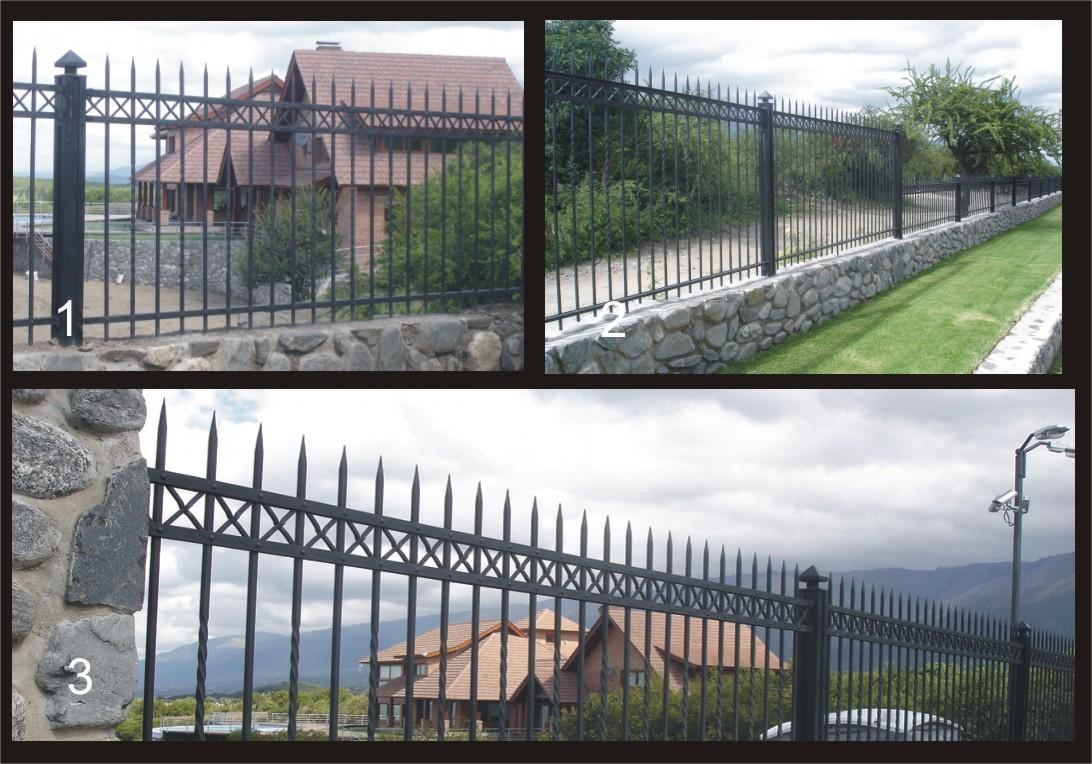 Herreriacba rejas para frentes for Rejas para frente de casas fotos