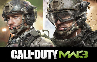 Call of Duty Modern Warfare 3 HD Wallpaper