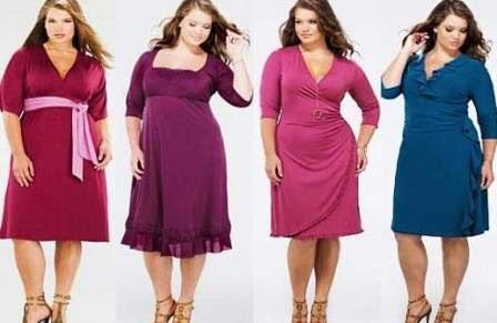 5 Tips Fashion Para Wanita Gemuk