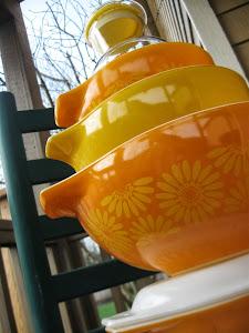 Citrus Pyrex - My Favorite