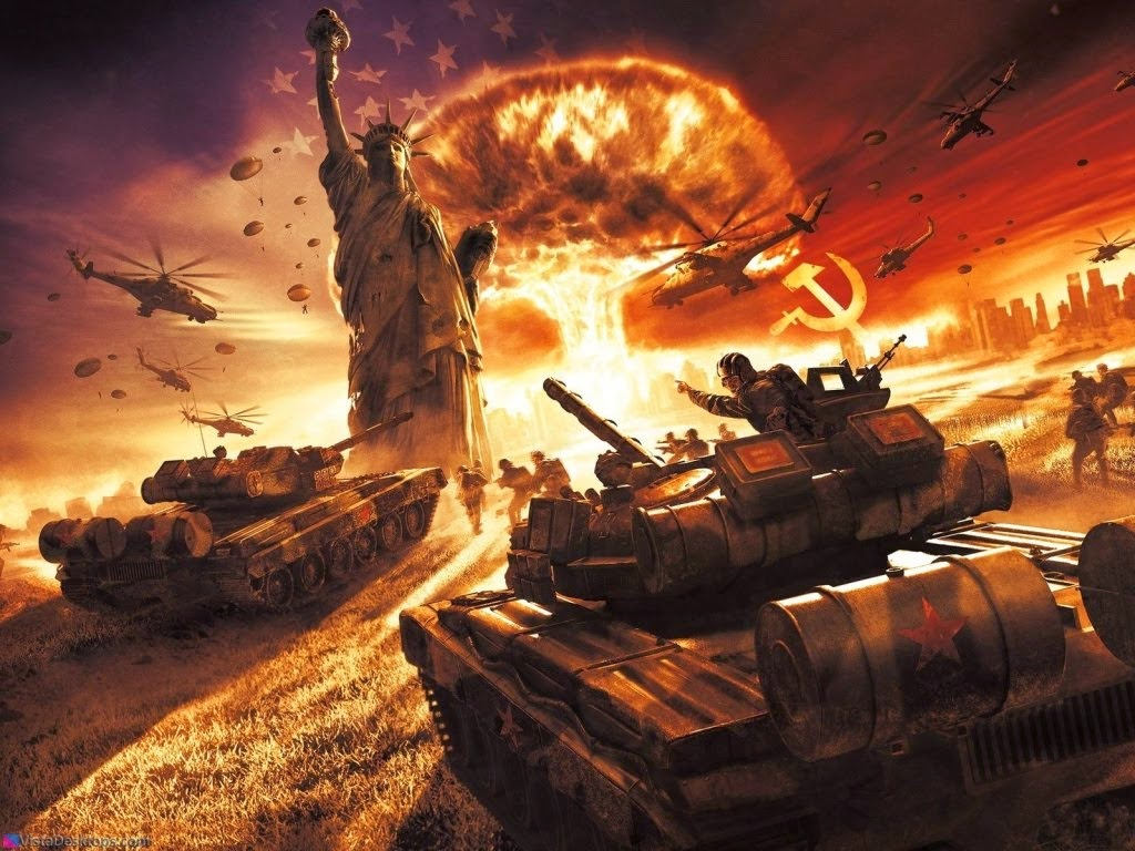 US Plans 'First Strike' Nuclear Attack on Russia and China