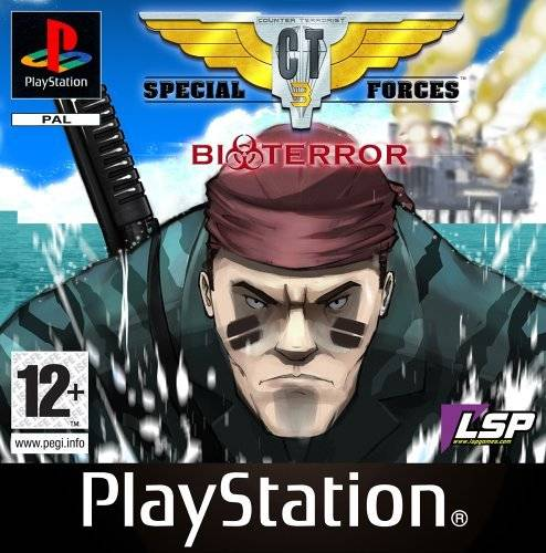 CT Special Forces 3 Bioterror [PAL] [Ingles] [PSX] [MG] (Juegos 2014)
