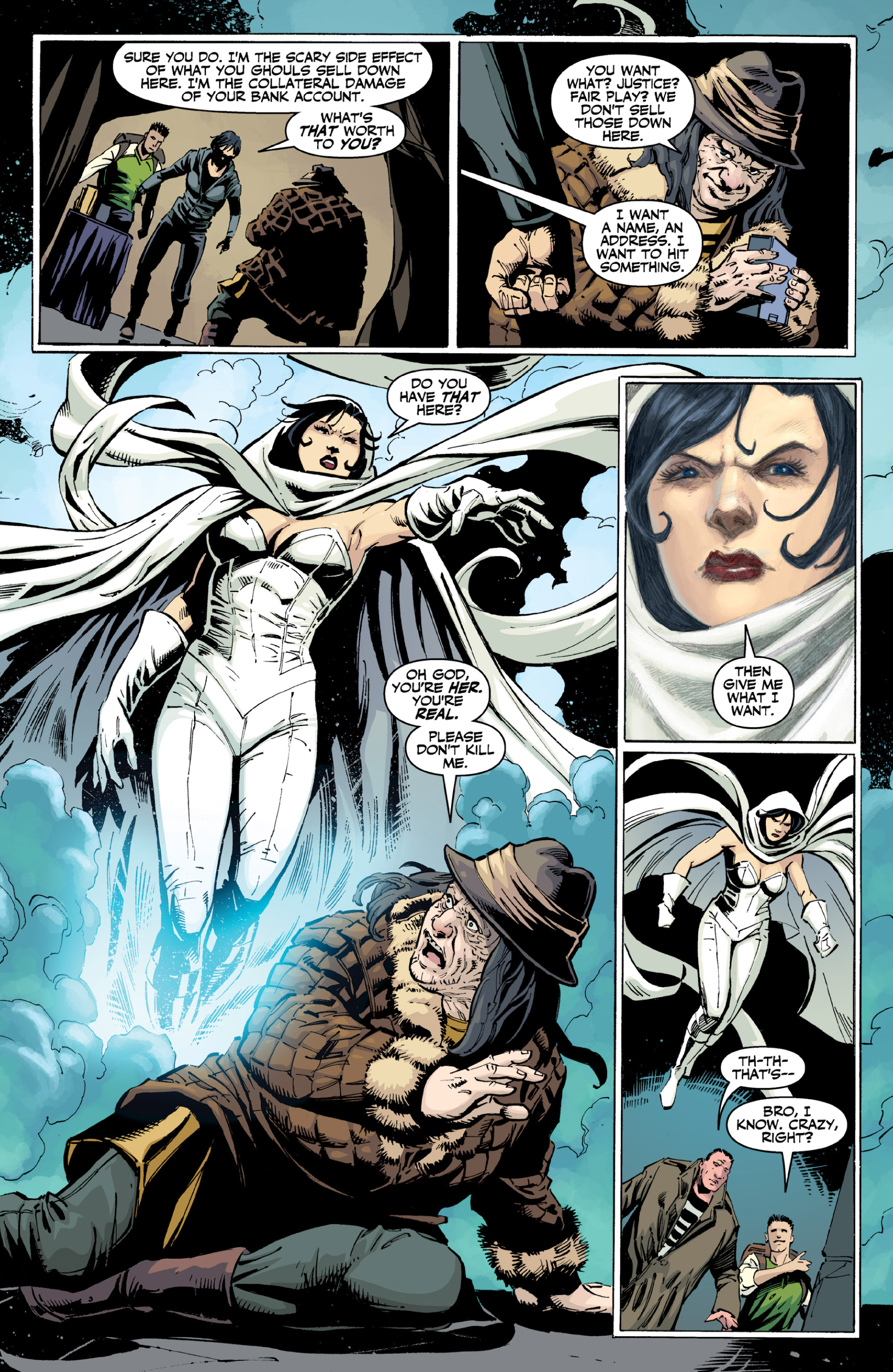 Read online Ghost (2013) comic -  Issue # TPB 2 - 68