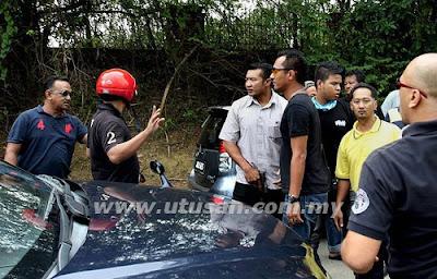 Polis Melaka hari ini menerima satu rakaman video memaparkan insiden mengacukan pistol ke arah orang awam oleh individu dipercayai pengawal peribadi Datuk Seri Anwar Ibrahim di majlis anjuran PKR di Kampung Baru Rim, Sabtu lepas.