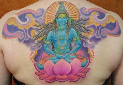 Buddhist Tattoos Ideas