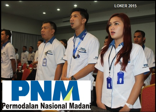 LOKER BUMN PNM 2016