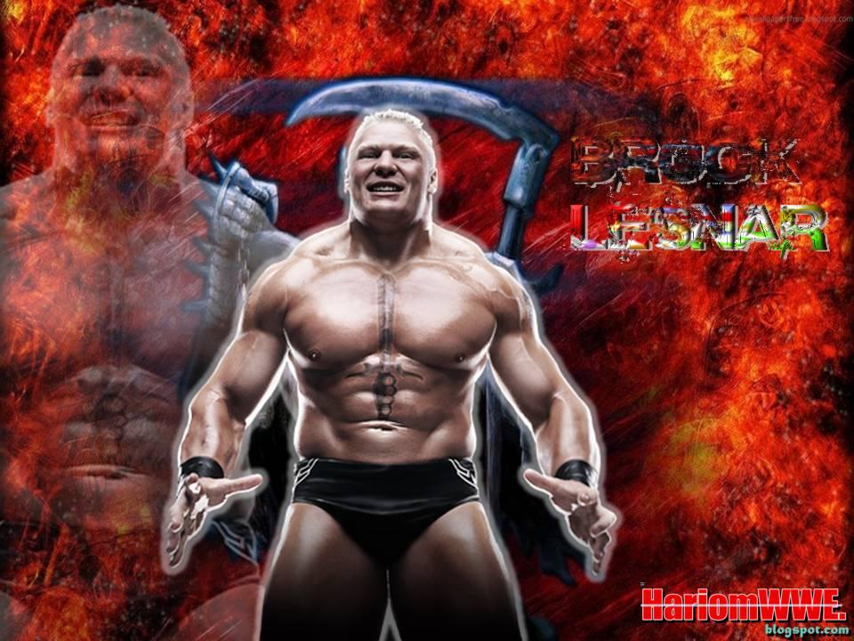 Brock Lesnar 2012 Wallpaper Design By Hariom Properties Feautring Size 114 KB Dimensions 960 X 720