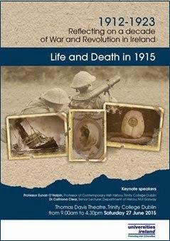 http://www.universitiesireland.ie/wp-content/uploads/History-programme-2015.pdf
