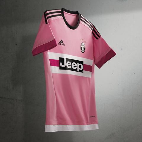 segunda equipacion Juventus nuevas