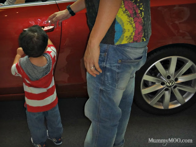 MummyMOO, Golf Cabriolet