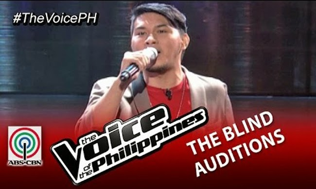 Humfrey Nicasio Sings 'Happy' on The Voice of the Philippines Season 2 Blind Audition Video Replay