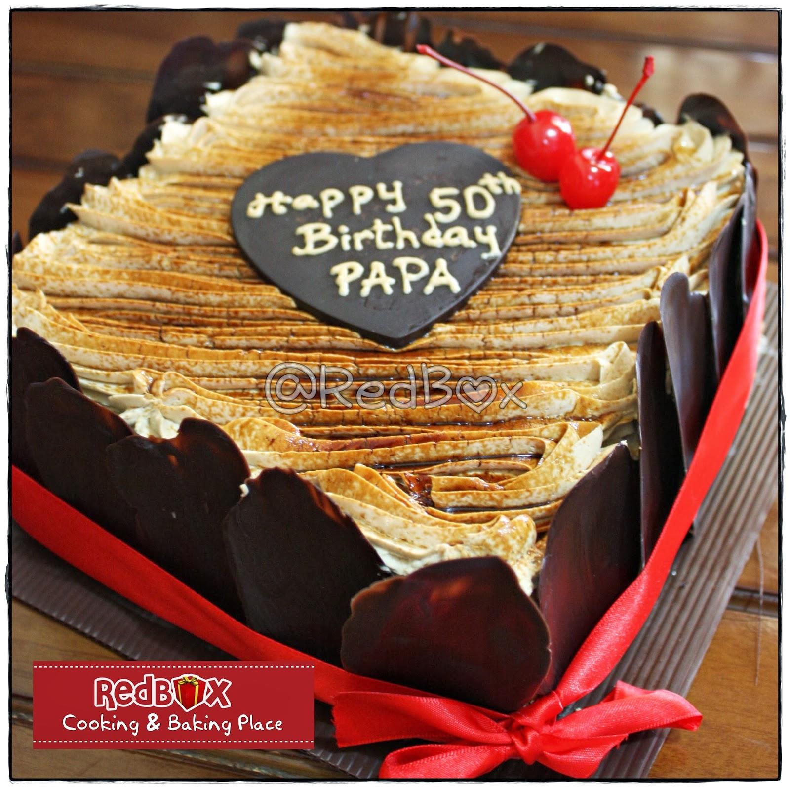 Vini Cakery: Tiramisu Cake
