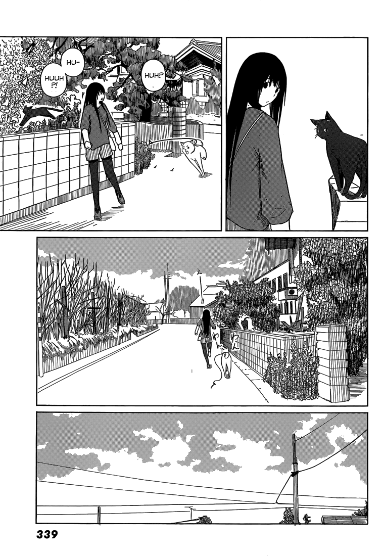 Flying Witch - Chapter 7