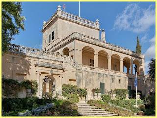 Palacio San Antón Malta
