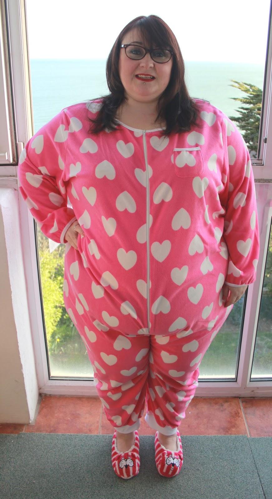 simply be pink onesie - love leah