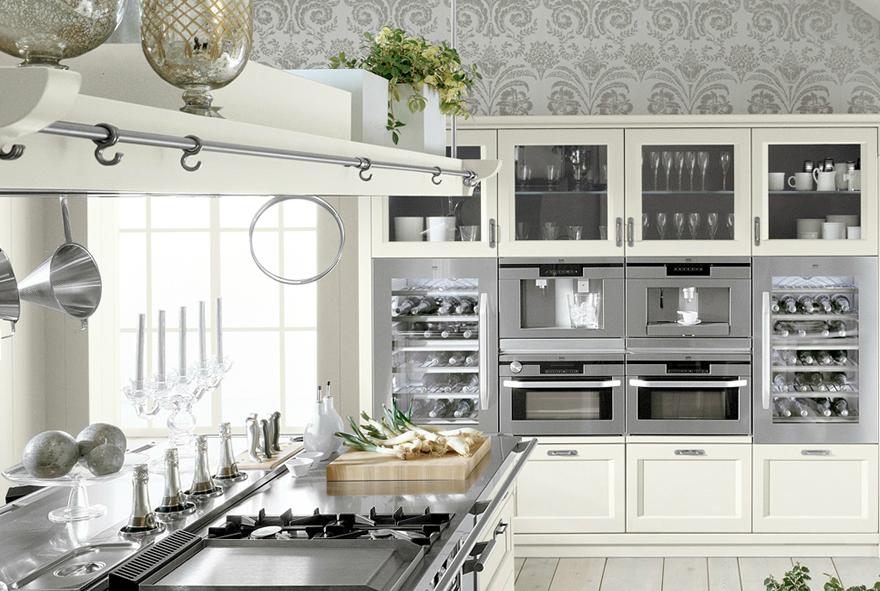 El refinado estilo ingl s en la cocina cocinas con estilo - Cocinas con estilo moderno ...