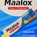 أكياس مالوكس ﻷلام المعدة Maalox Oral suspension in sachets