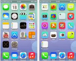 lanciatori per fare Android come iPhone
