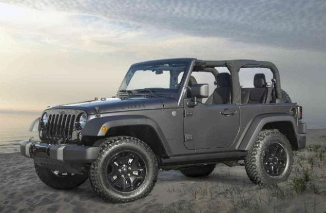 Jeep Wrangler Sport S is More Than Sport  Jeep Wrangler JK