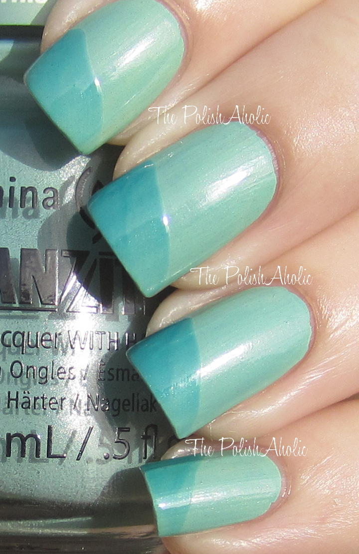 The PolishAholic China Glaze Tranzitions Collection Swatches