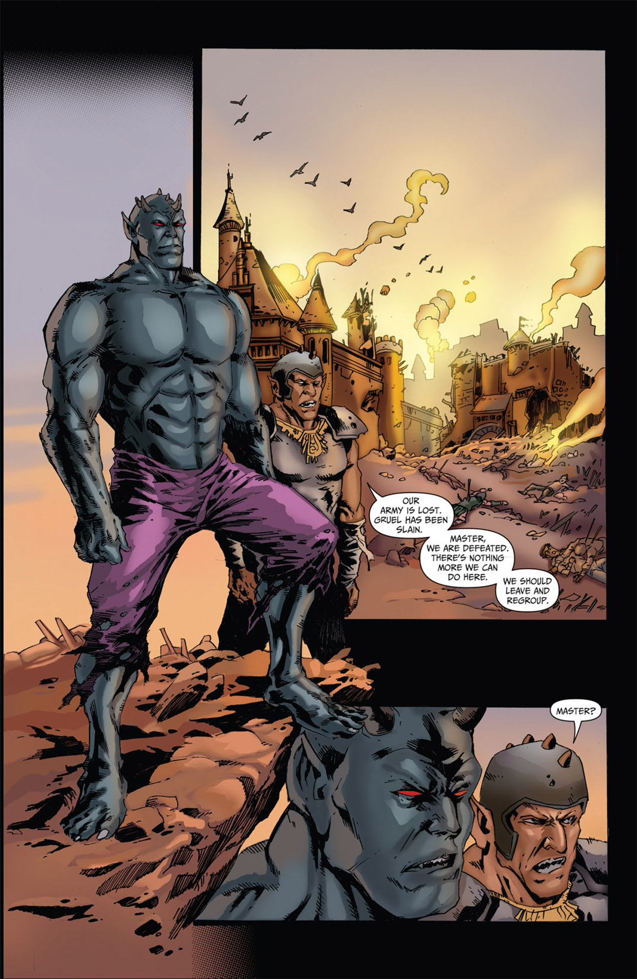 Grimm Fairy Tales (2005) Issue #62 #65 - English 3