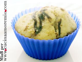 """muffin veloci alla nocciola, al cacao o """"mix"""": 3 versioni per 3 anni di blog!"""