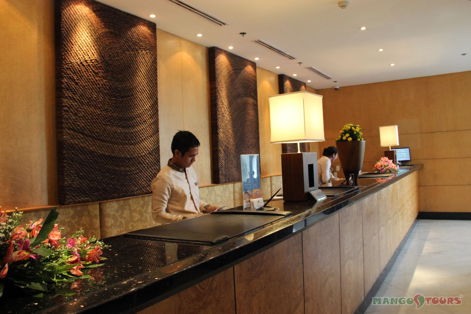 Mango Tours Comfort at Its Peak City Garden Hotel Makati