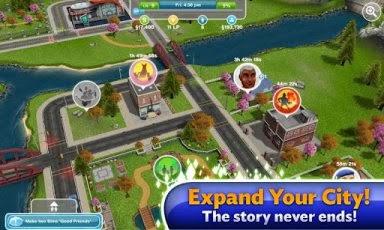 The Sims FreePlayFull Apk İndir
