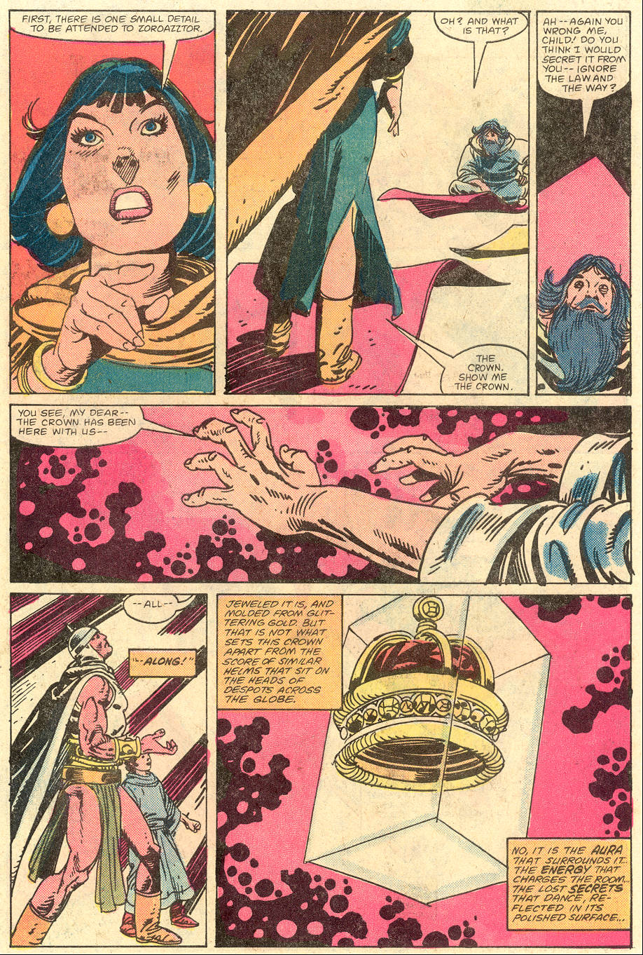 Conan the Barbarian (1970) Issue #129 #141 - English 18