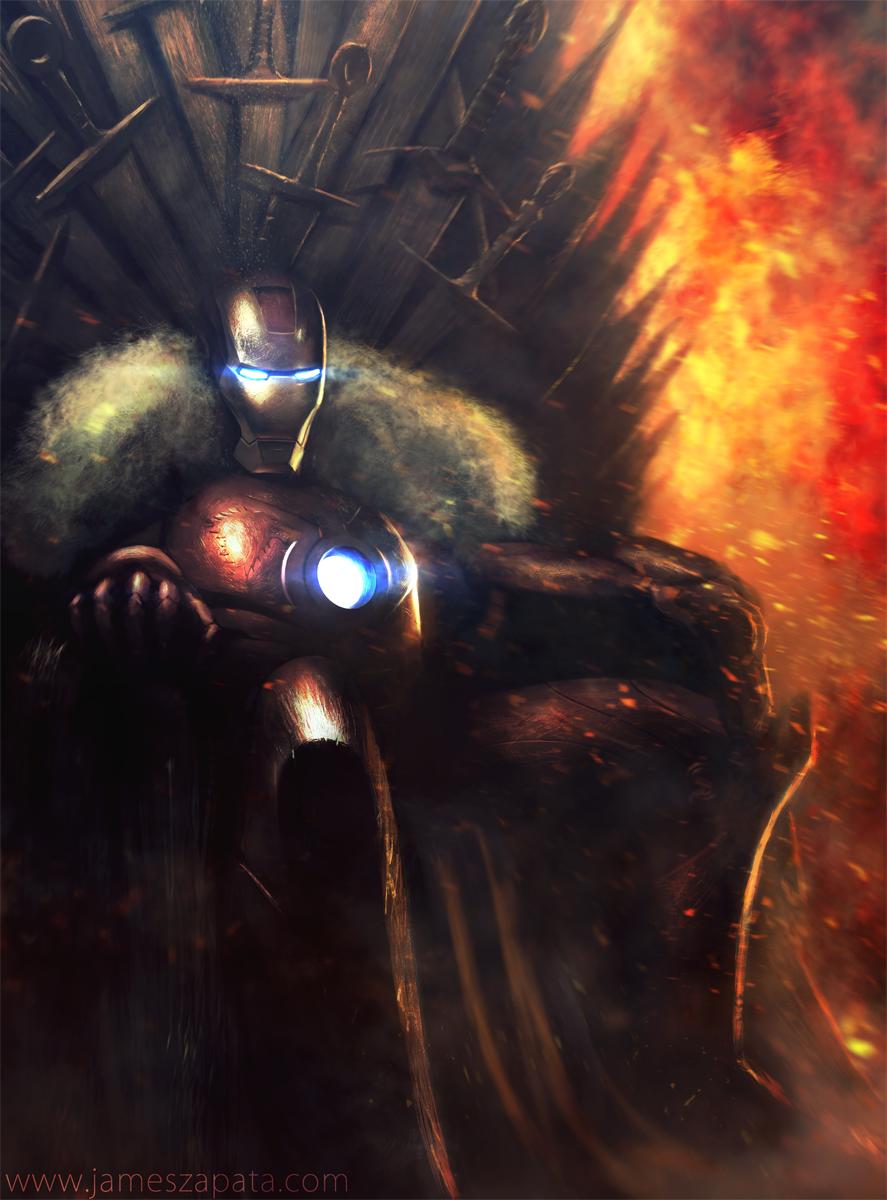 The Stark Trone de Fer