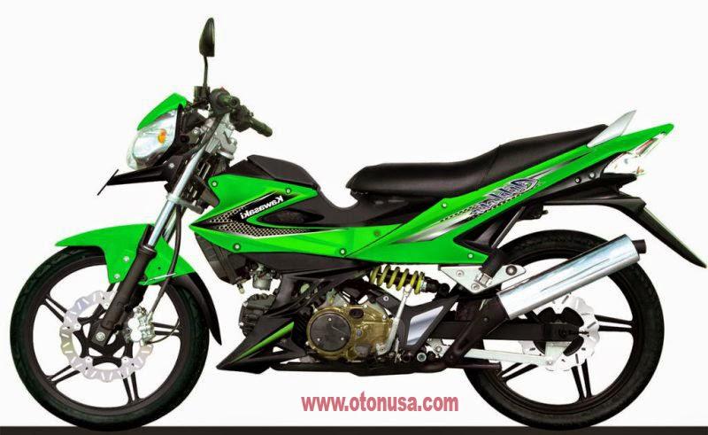 New Kawasaki Fury 125RR