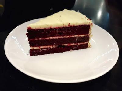 Dean & Deluca Red Velvet Cake