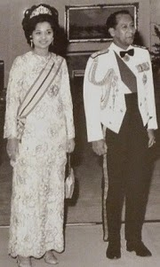 Yang Di Pertuan Agong dan Raja Permaisuri Agong Kelima