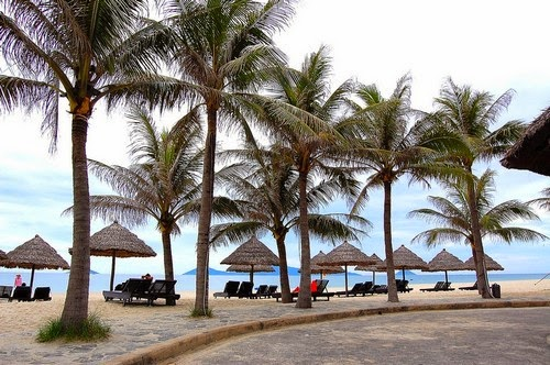 Bãi biển Cửa Đại Hội An