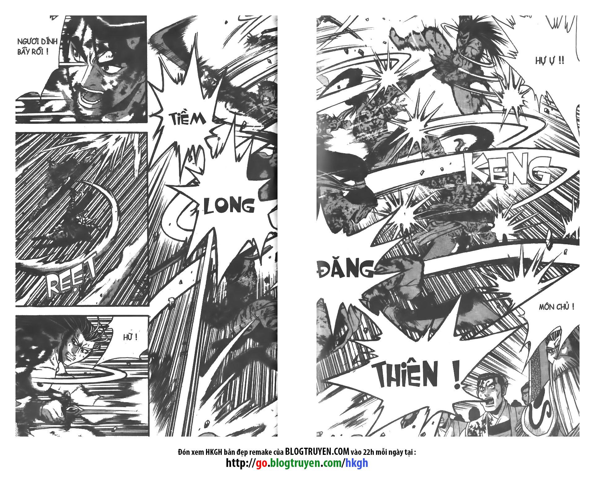 Hiệp Khách Giang Hồ - Hiệp Khách Giang Hồ Chap 216 - Pic 24