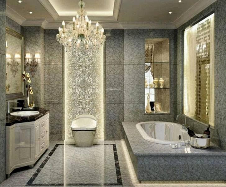 Keramik kamar mandi keren