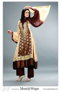 pakistani long dresses