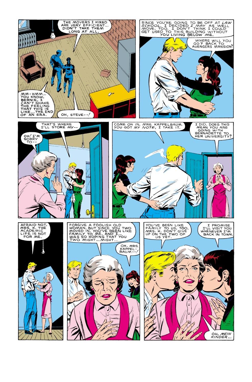 Captain America (1968) Issue #317 #245 - English 7