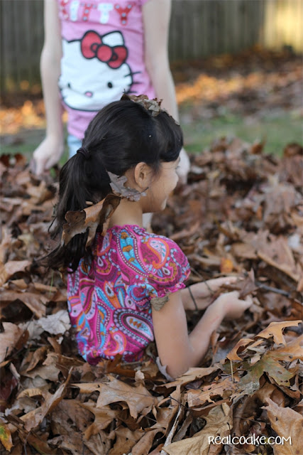 Fantastic fall #FamilyFun idea. Host a fun Leaves & S'mores party. Tips and ideas from #RealCoake.