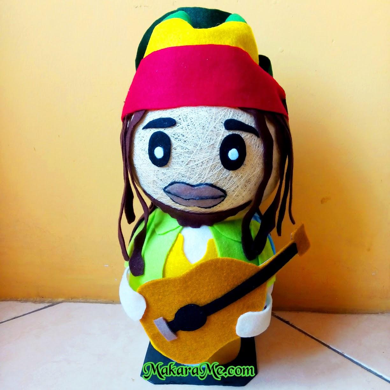 lampion, reggae, punk, vespa