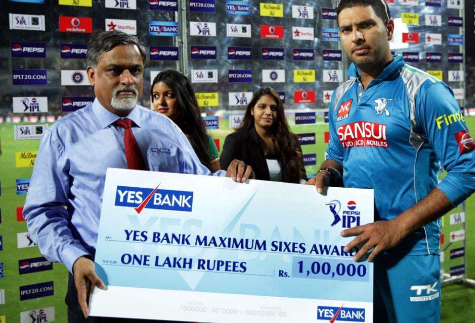 Yuvraj-Singh-Maximum-Sixes-PWI-vs-MI-IPL-2013