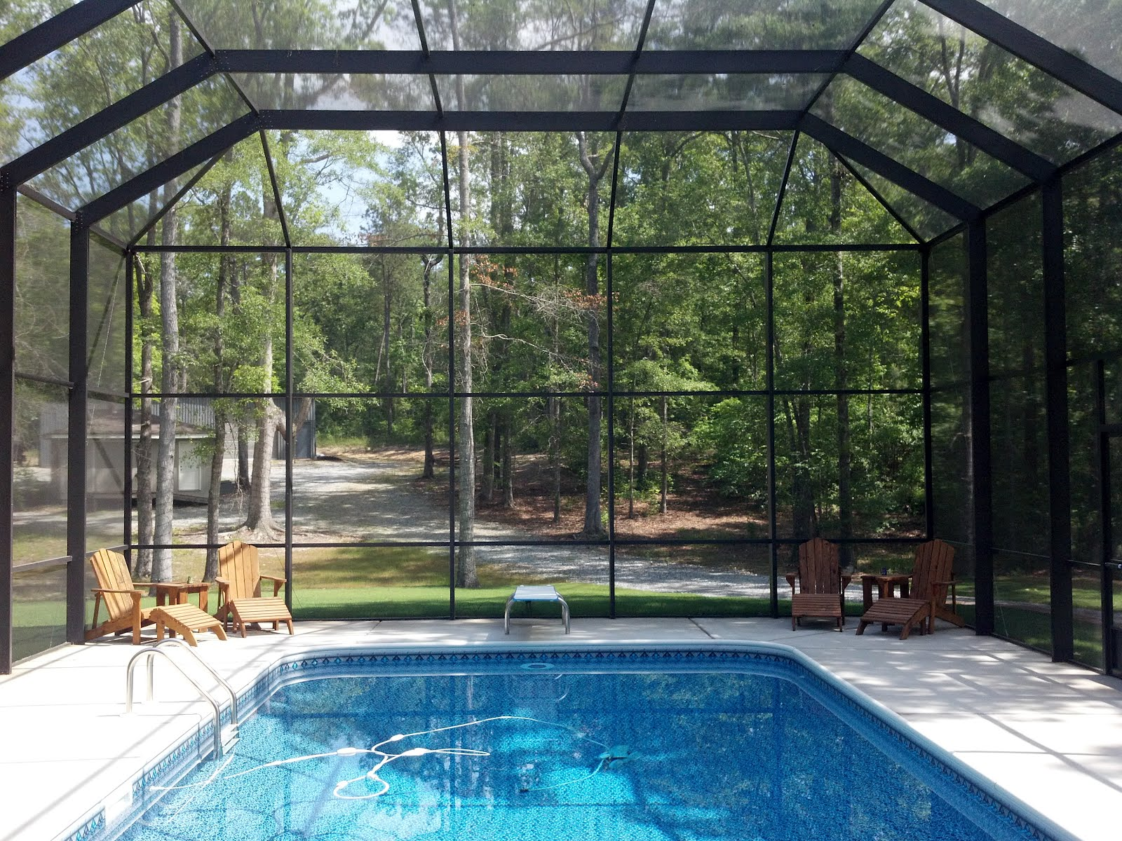 Pool enclosures usa pool enclosure faq - Swimming pool screen enclosures cost ...
