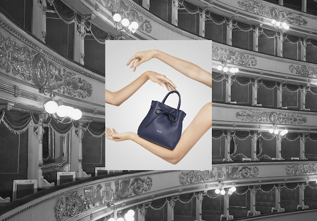 Sac Arabesque Repetto