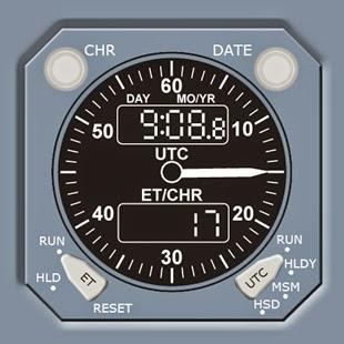 A320 Clocks