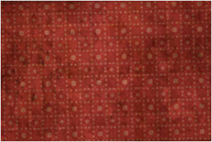 squares & dots fabric swatch