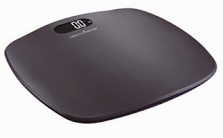 HealthSense Ultra-Lite Personal Weighing Scale