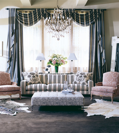 Gorgeous curtains and drapes for Old world curtains and drapes